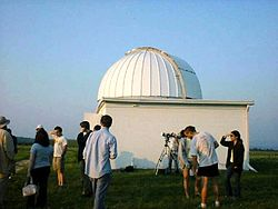 Hartung-Boothroyd Observatory, Ithaca, NY (June 8 2004).jpg