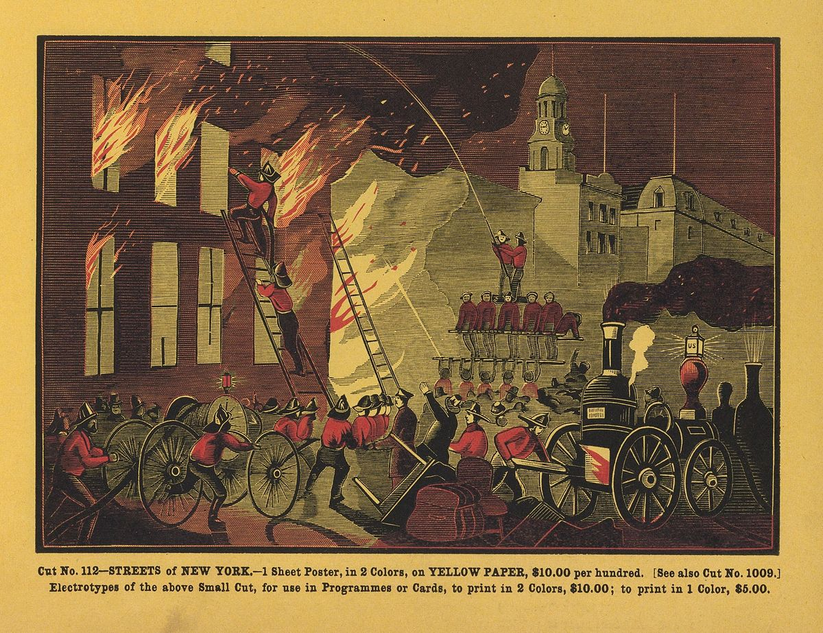 History Of Firefighting Wikipedia