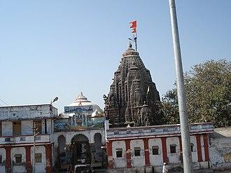 Vadnagar - Hatkeshwar Mahadev temple