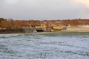 Hatton of Fintray - The bridge across the Don at Boat of Hatton, formerly the site of the ferry