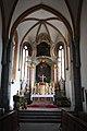 Hauptaltar der Pfarrkirche in Wolfsberg.JPG