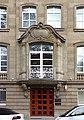 Haus Couvenstraße 6, Fenster über Eingang, Düsseldorf-Pempelfort.jpg