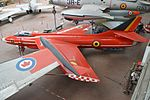 Hawker Hunter F.4 'IF70' (really ID46) (34580267442).jpg