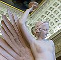 Hebe et l'aigle de Jupiter-François Rude-MBA Dijon Détail 01.jpg