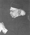 Heike Kamerlingh Onnes - 16 - Johannes Bosscha (1831-1911) at the age of seventy, drawn by Jan Veth (1864 - 1925).png