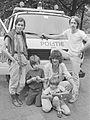 Heikelien Verrijn Stuart, Stan van Houcke en Boudewijn Chorus (1981).jpg
