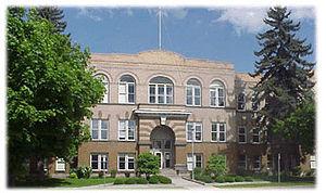 Hellgate High School - Image: Hellgatepicfrontpage 2