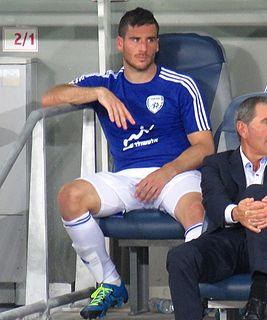 Tomer Hemed Israeli footballer