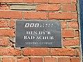 Hen Dy'r Bad Achub Aberystwyth, plac BBC.jpg