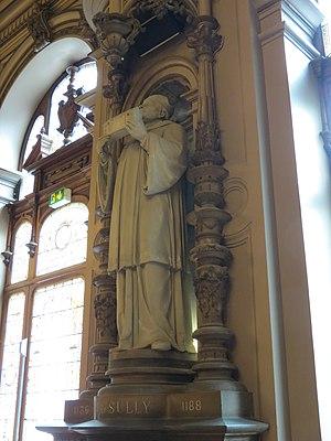 Henry de Sully (abbot) - Image: Henri de Sully