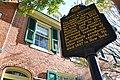 Henry George Historical Marker 413 S 10th St Philadelphia PA (DSC 3388).jpg