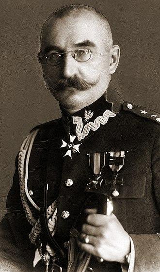 Polish General Staff - Image: Henryk Minkiewicz (1880 1940)