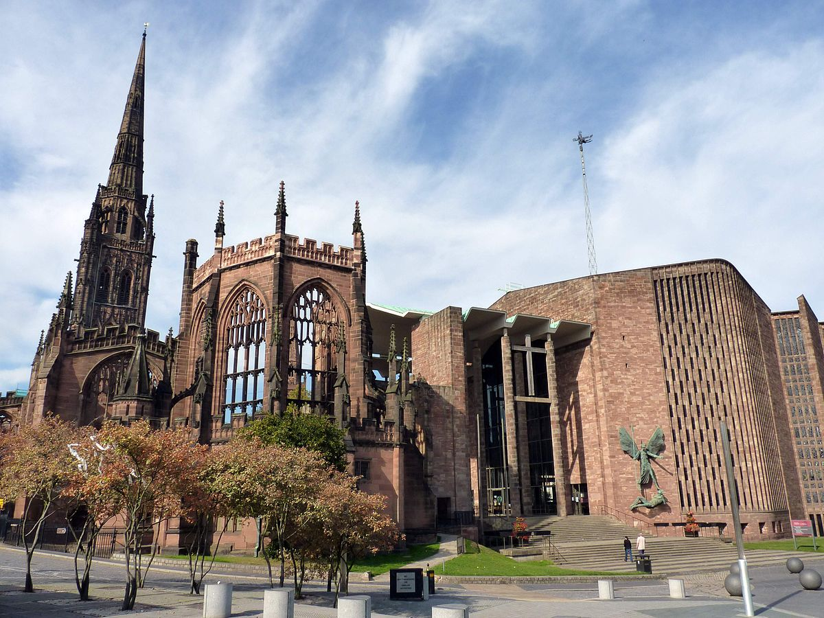 Coventry cathedral wikipedia for The coventry