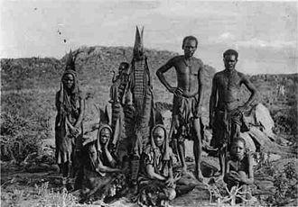 History of Namibia - Herero circa 1910