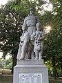 Heroes Monument by Sándor Somogyi, 2019 Ajka.jpg