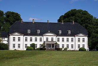 Christoph, Prince of Schleswig-Holstein - Image: Herrenhaus Louisenlund