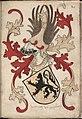 Hertoech van Guylich - Hertog van Gulik - Duke of Jülich - Wapenboek Nassau-Vianden - KB 1900 A 016, folium 25r.jpg