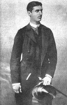 Herzl as a young journalist
