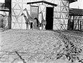 Het giraffenverblijf in Artis, Bestanddeelnr 189-0124.jpg