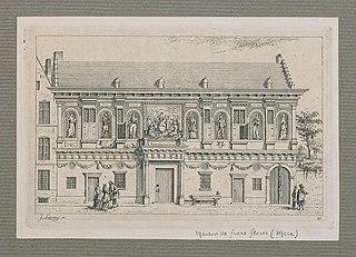 Het huis van Frans Floris