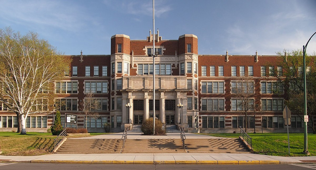 Hibbing High School - Wikipedia