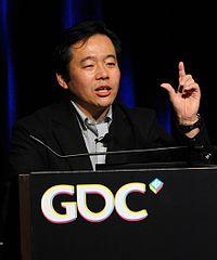 Hideki Konno GDC 2011 Tag 3 (beschnitten) .jpg