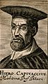 Hieronymus Capivaccius. Line engraving, 1688. Wellcome V0000996.jpg