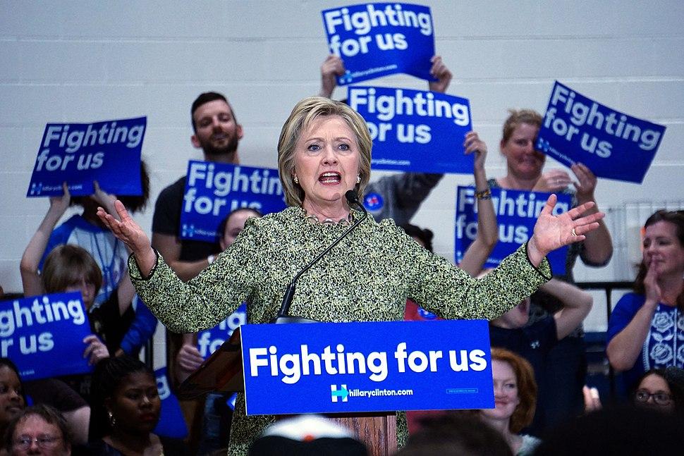 Hillary Clinton (25660779436)