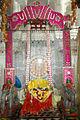 Hindola Utsav celebrated in Shri Swaminarayan Mandir (Vadtal, Gujarat).jpg