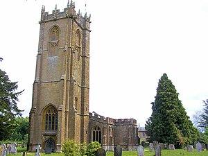 Hinton St George - Image: Hintonstgchurch
