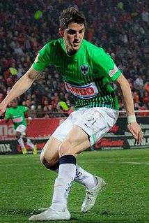 Hiram Mier Mexican footballer