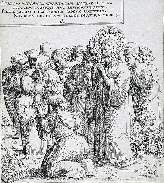 Hirschvogel Lazarus 1545