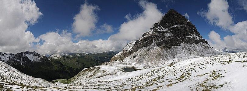 Hochalppass Panorama