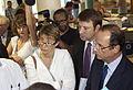 Hollande Appéré Chesnais-Girard 27 sept 2011.jpg