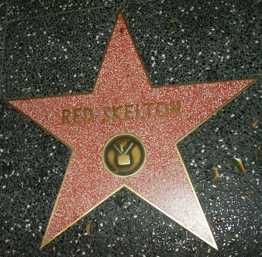 Hollywood Star Red Skelton