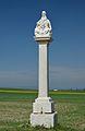 Holy Trinity column, Gramatneusiedl.jpg
