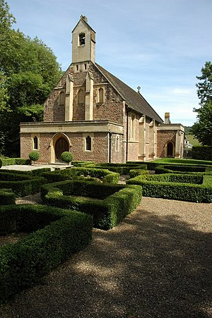 Hill Court Manor - Church of the Paraclete
