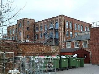 Trowbridge Museum textile industry museum in Trowbridge, England