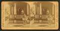 Hon. William Jennings Bryan and his wife, at their house, Omaha, Nebraska, from Robert N. Dennis collection of stereoscopic views.png