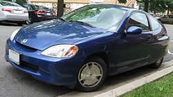 Honda Insight (1999–2006)
