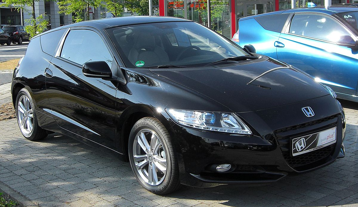 Honda CR-Z - Wikipedia