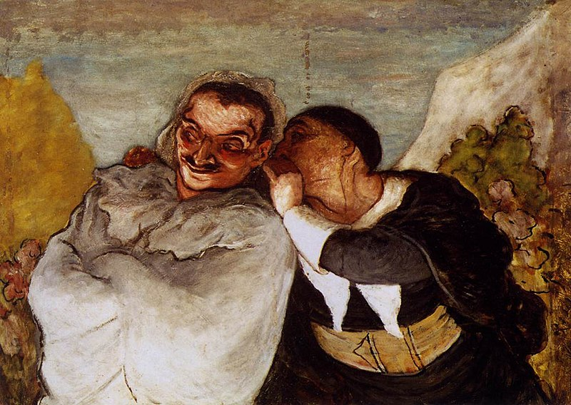 File:Honoré Daumier - Crispin and Scapin - WGA05960.jpg