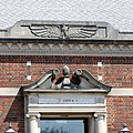 Hopkins County building eagle jeh.jpg
