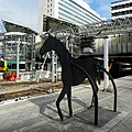 Horse sculpture - geograph.org.uk - 1526168.jpg