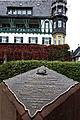 Hotel Bellevue in Traben-Trarbach. Denkmal für den Architekten Bruno Möhring.jpg