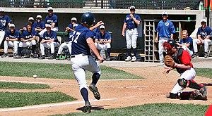Georgetown Hoyas baseball - Image: Hoya baseball