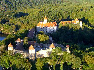 Veveří Castle - Veveří Castle