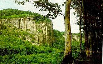 Vtacnik Mountains - The highest mountain of Vtáčnik