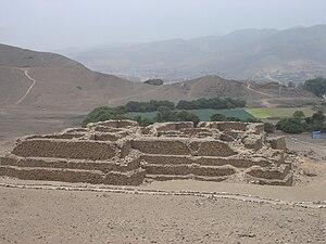 El Paraíso, Peru - Huaca El Paraíso