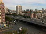 Huayuan Bridge from CNU (20141106101332).JPG